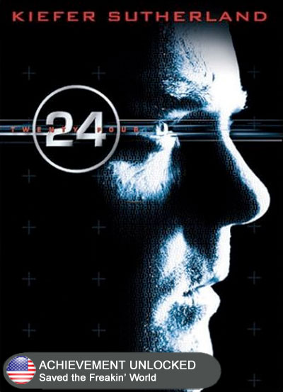 24 Patriotic Achievements of Jack Bauer