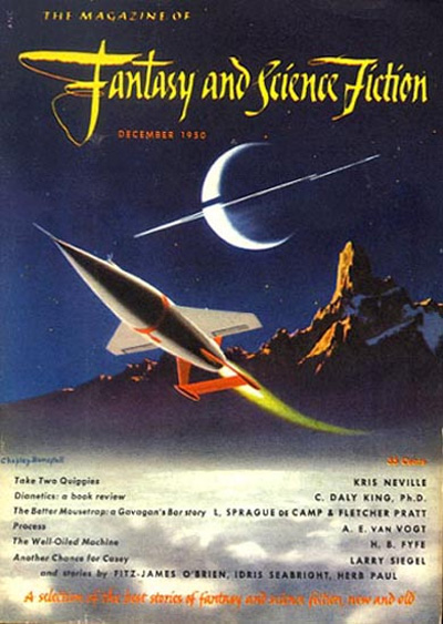 The Magazine of Fantasy and Science Fiction, December 1950