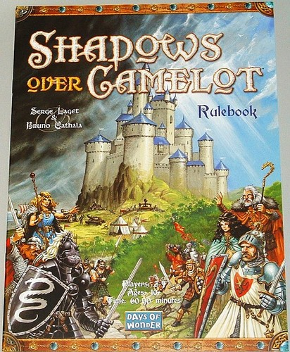 Shadows of Camelot box art