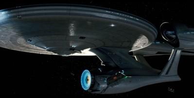 Star Trek XI: The new Enterprise