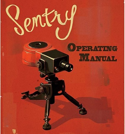 Team Fortress Sentry Operating Manual