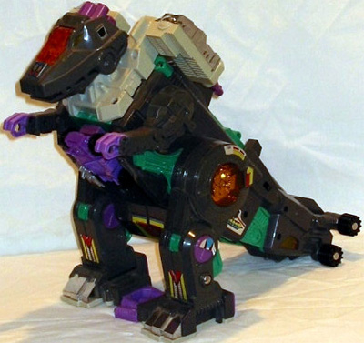 Trypticon 1986 toy