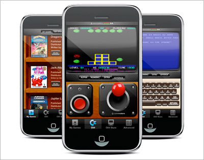 A C64 on Your iPhone: Apple you've got to do this!