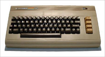 The C64: Don't we all deserve to have one of these in our pocket?