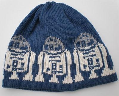 R2-D2 beanie hat