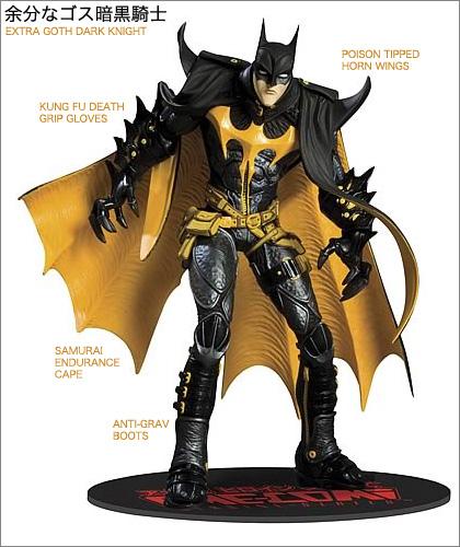 Batman Ame Comi Statue