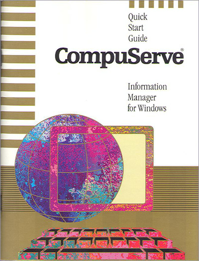 Compuserve Quick Start Guide