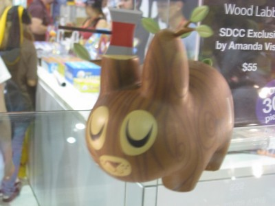 SDCC 2009 exclusive and very rare, by Kozik