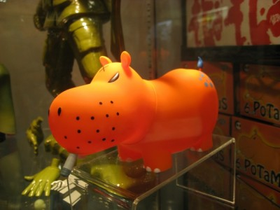 Kozik's SDCC 2009 exclusive release. Gorgeous and glowing.