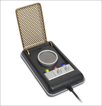 The Star Trek USB Communicator