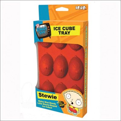 Stewie Ice Cube Tray