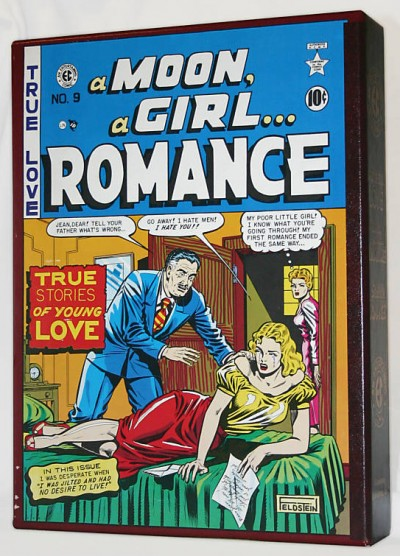 A Moon, a Girl... Romance #9
