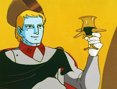 Leader Desslok's Wine Goblet