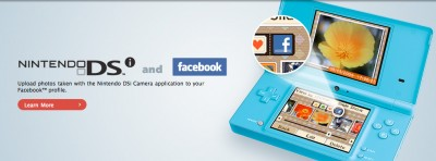 The Nintendo DSi and Facebook