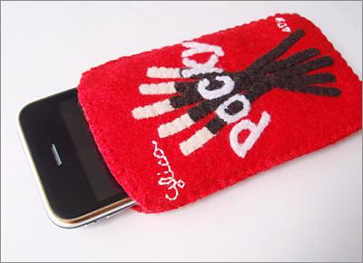 Pocky iPhone Cozy