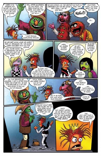 Muppet Robin Hood #3