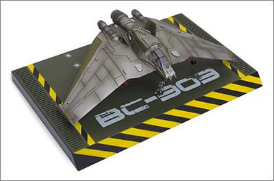 Stargate F-302 Model
