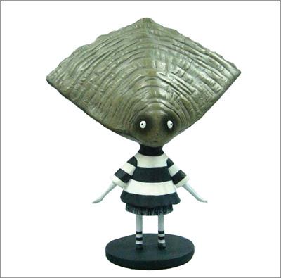 Tim Burton Vinyl Figures: Oyster Boy