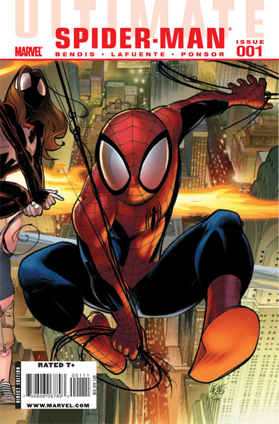 Ultimate spider man comic - photo#11