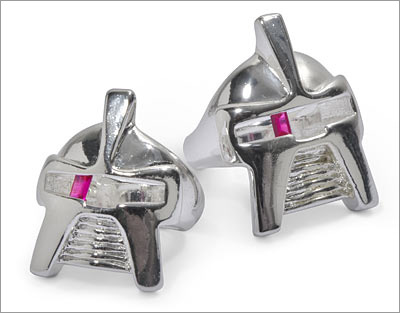 Cylon Centurion Ring