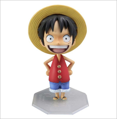 One Piece Portrait of Pirates Excellent Model Mild Straw Theater Figure