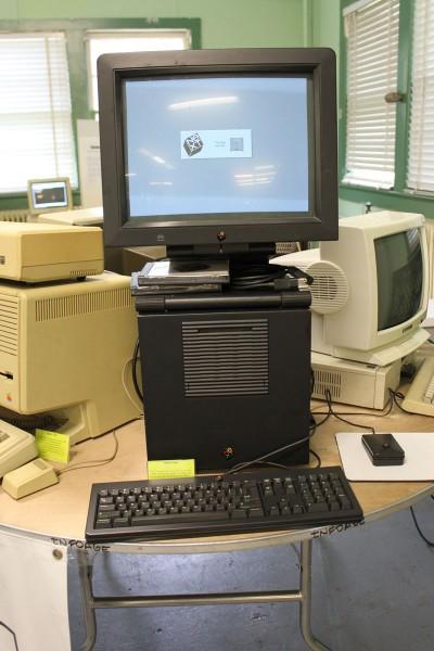 Vintage Computer Festival East 6.0: A NeXT Cube