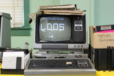 Vintage Computer Festival East 6.0: A Radio Shack TRS-80