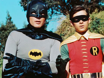 The Batman TV Show from 1966