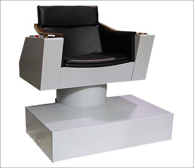 Star Trek: The Original Series: Classic Captain's Chair Replica