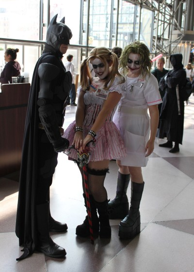 The Coolest Craziest Cosplay at the New York Anime Festival 2009