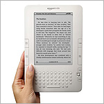 Amazon Kindle: First generation device
