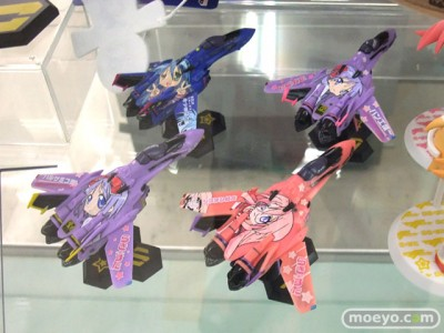 Macross Themed Lucky Star Toys