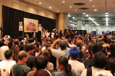 AKB48 at the New York Anime Festival 2009 (a mini concert)