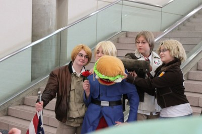 The Cutest Cosplayers at the New York Anime Festival