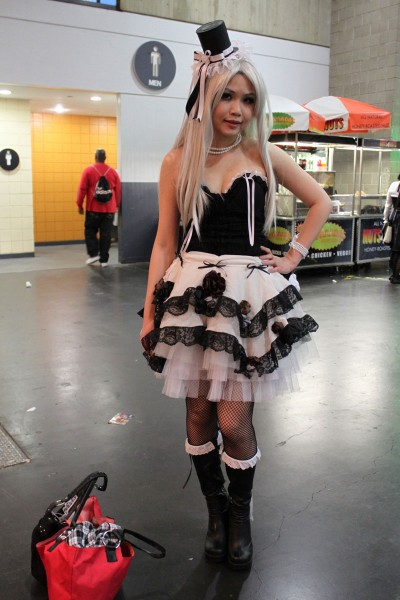 The Sexiest Cosplayers at the New York Anime Festival