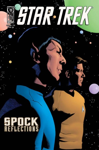 Star Trek: Spock: Reflections #3 page 1