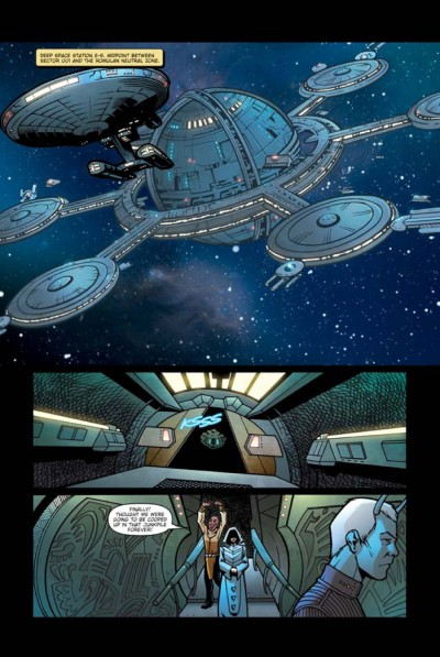 Star Trek: Spock: Reflections #3 page 2