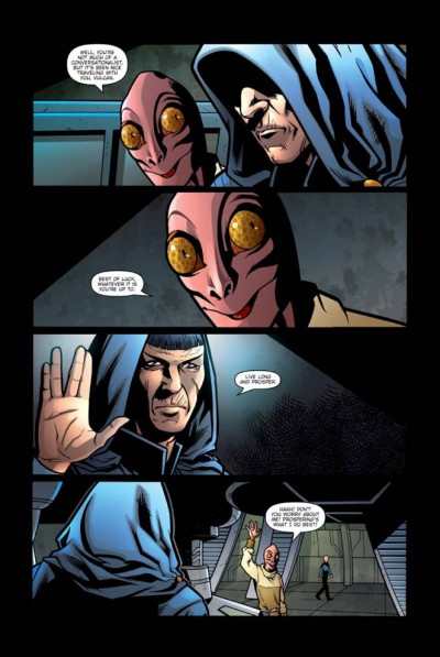 Star Trek: Spock: Reflections #3 page 3