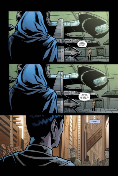 Star Trek: Spock: Reflections #3 page 4