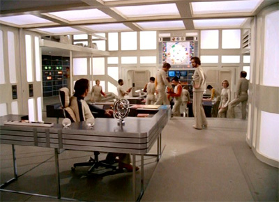 Space:1999: Main Mission on Moonbase Alpha