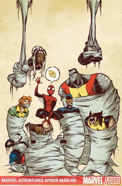 Marvel Adventures Spider-Man #59