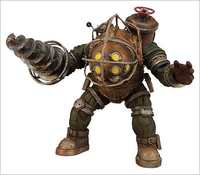 BioShock Big Daddy Ultra Deluxe Action Figure