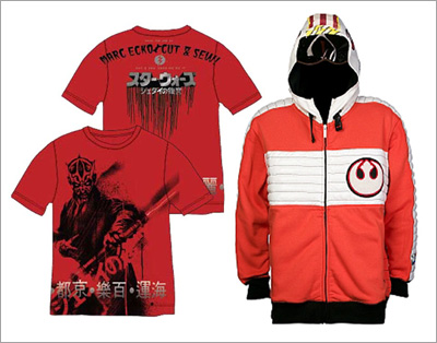 Marc Ecko Star Wars Collection
