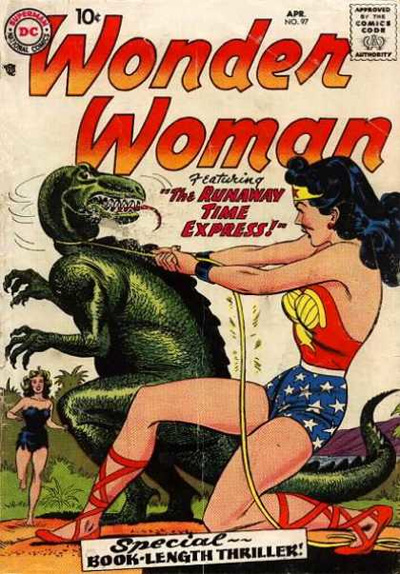 Wonder Woman #97: April 1958