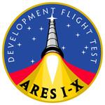Ares I-X logo