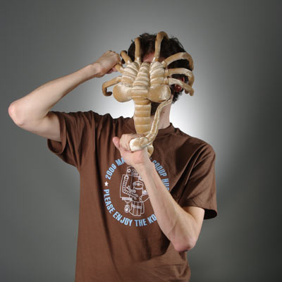 Alien Facehugger Plush