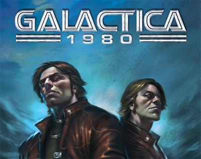 Galactica: 1980 #2