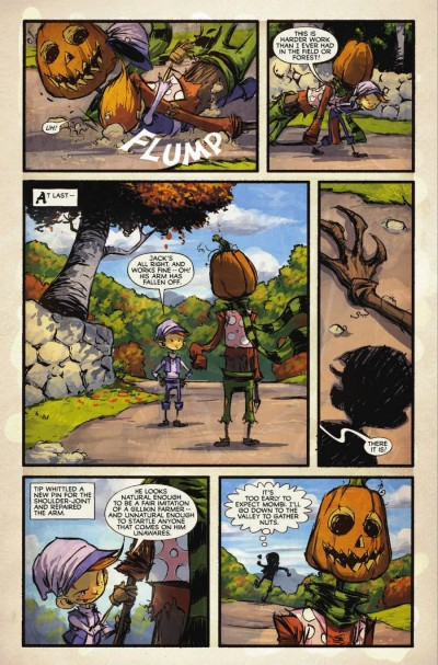 The Marvelous Land Of Oz #1: Page 7