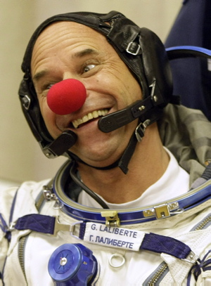 It's time to stop clowning around about NASA