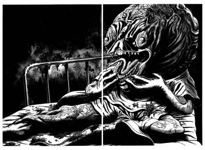 Kazuo Umezu: The godfather of Japanese horror manga